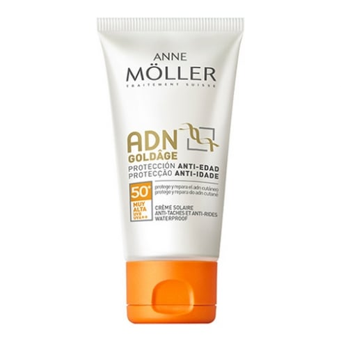 Anne Moller Adn Goldage Sun Cream Anti-Age SPF50 50ml