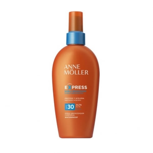 Anne Moller Anne Möller Express Sunscreen Body Spray SPF30 400ml