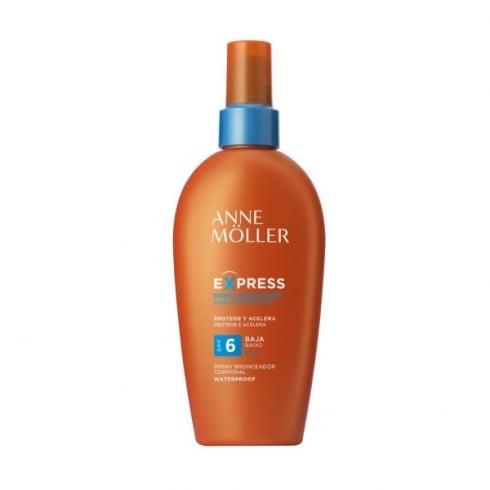 Anne Moller Anne Möller Express Sunscreen Body Spray SPF6 200ml