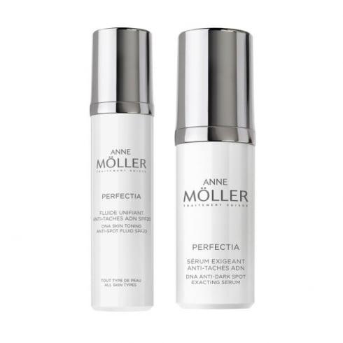 Anne Moller Anne Möller Perfectia Skin Toning Anti Spot Fluid SPF20 Set 2 Pieces