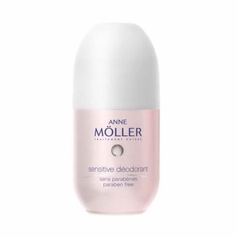 Anne Moller Sensitive Deodorant Roll On 75g