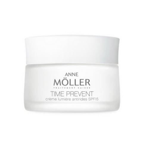 Anne Moller Time Prevent Crème Lumière Antirides SPF15 50ml