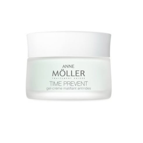 Anne Moller Time Prevent Matifying Anti-Wrinkle Gel Cream 50ml