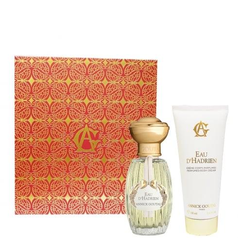 Annick Goutal Eau D'Hadrien Gift Set - 50ml EDT Spray + 100ml Body Cream