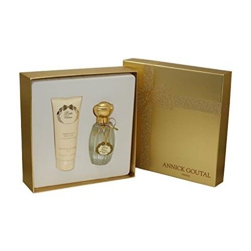 Annick Goutal Petite Cherie Gift Set - 100ml EDT + 100ml Body Cream