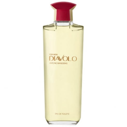 Antonio Banderas Diavolo EDT Spray 200ml