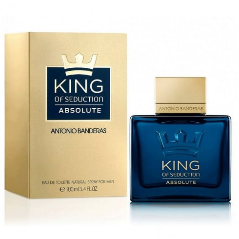 Antonio Banderas King of Seduction Absolute 50ml EDT Spray