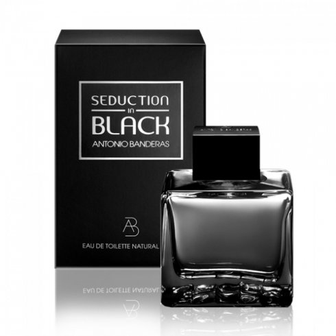 Antonio Banderas Seduction In Black 50ml EDT Spray
