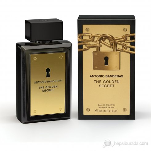 Antonio Banderas The Golden Secret 100ml EDT Spray