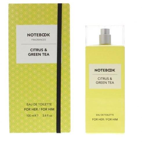 Aquolina Aquoline N/Book Citrus Tea EDT 100ml