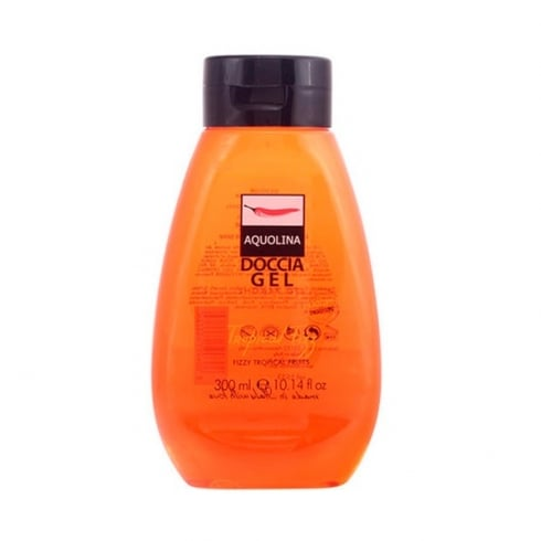 Aquolina Classic Range Shower Gel Fragance Fizzy Tropical Fruits 300ml