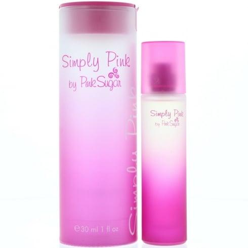 Aquolina Simply Pink 100ml EDT Spray