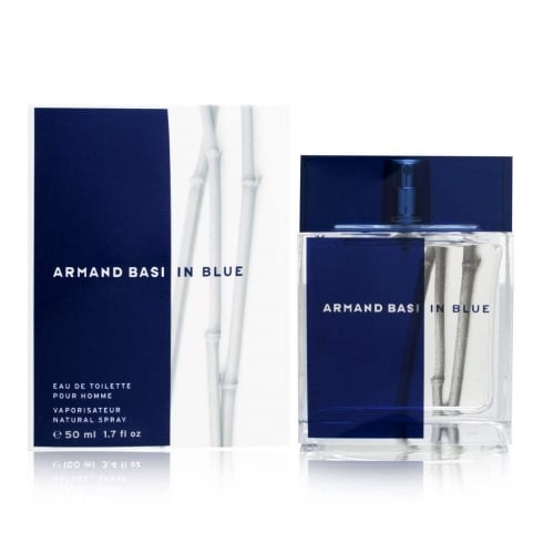 Armand Basi Blue For Men Eau De Toilette Spray 50ml
