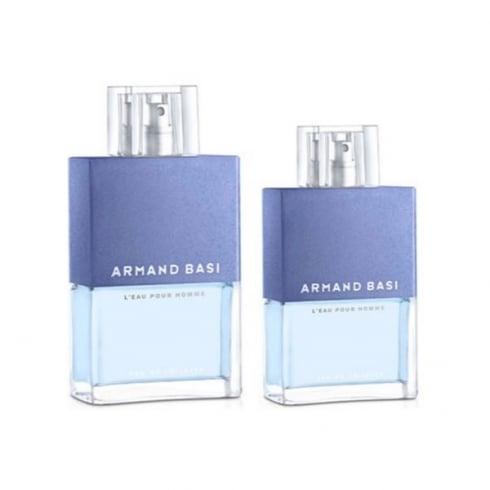 Armand Basi L'Homme Pour Homme EDT Spray 125ml Set 2 Pieces