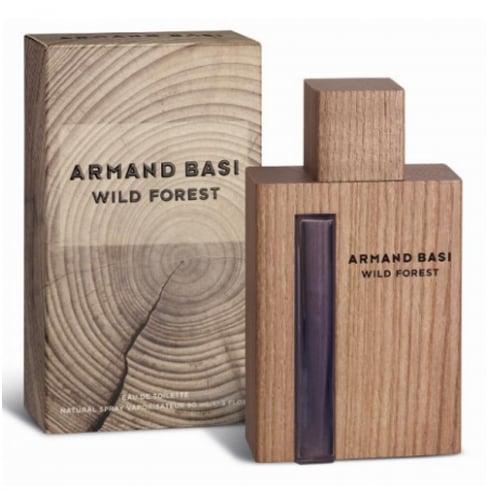 Armand Basi Wild Forest EDT Spray 90ml Set 2 Pieces