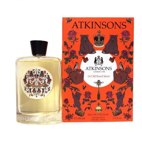 Atkinsons Atk 24 Old Bond Street Shower Gel 2