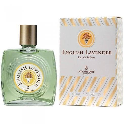 Atkinsons Atk. English Lavender EDT 40ml