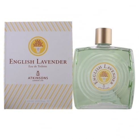 Atkinsons English Lavender EDT 620ml