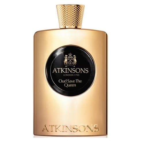 Atkinsons Oud Save The Queen EDP Spray 100ml