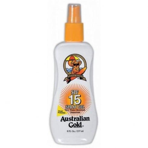 Australian Gold Spray Gel 237ml SPF 15