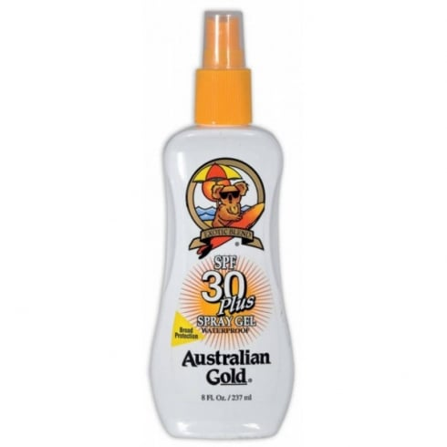 Australian Gold Spray Gel 237ml SPF 30+