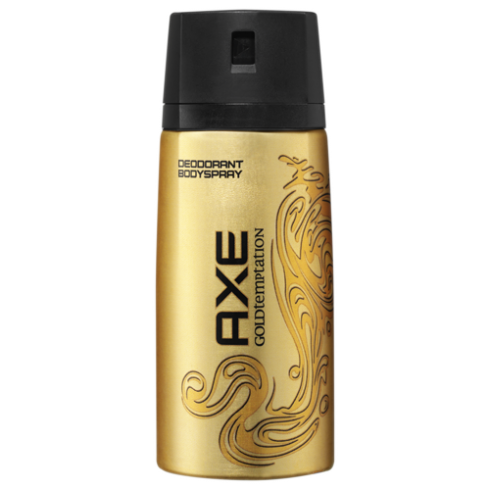 Axe Gold Temptation Deodorant Bodyspray 150ml