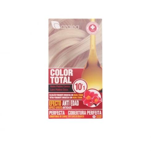 Azalea Color Total 10,1 Ash Blonde Hair Platinum