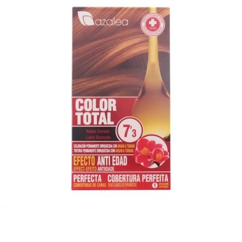 Azalea Color Total 7,3 Golden Blond Hair