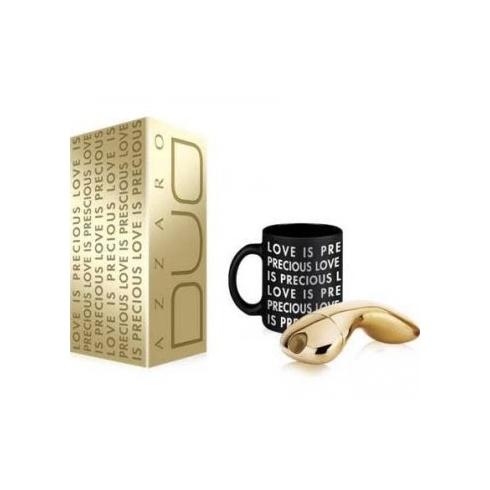 Azzaro Duo Women Gift Set 50ml EDT Spray + Mug
