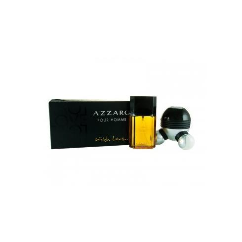 Azzaro Pour Homme 50ml EDT Spray / Electric Masseur