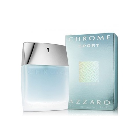 Azzaro Chrome Sport 50ml EDT Spray