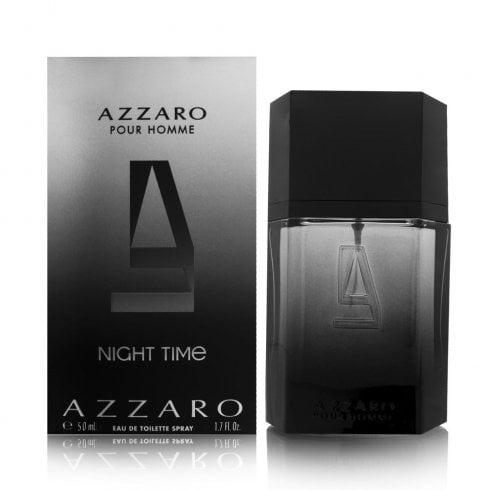 Azzaro Night Time Homme EDT 1.5ml Vial