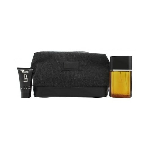Azzaro Pour Homme Gift Set 50ml EDT + 50ml Shower Gel + Toiletry Bag
