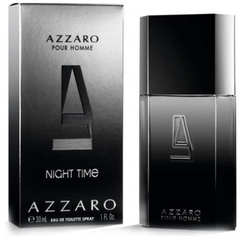 Azzaro Pour Homme Night Time 30ml EDT Spray