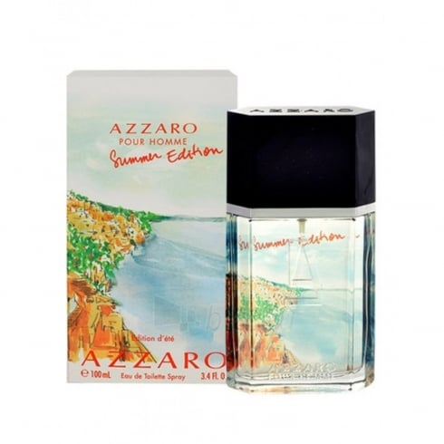 Azzaro Pour Homme Summer Edition 100ml EDT Spray