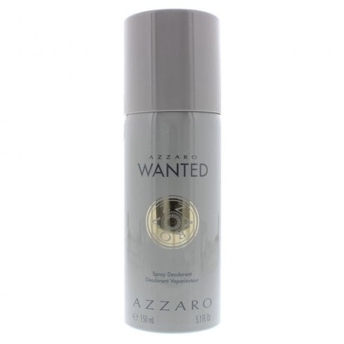 Azzaro Wanted M Deo Spray 150ml