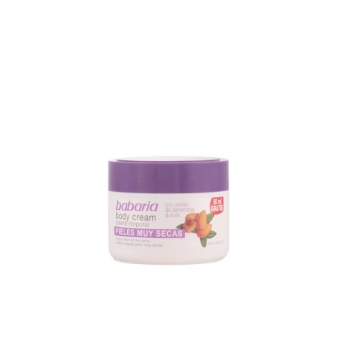 Babaria Almond Oil Body Cream 250ml