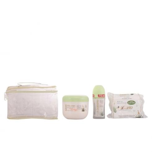 Babaria Aloe Vera Body Cream 400ml Set de 4 Pieces