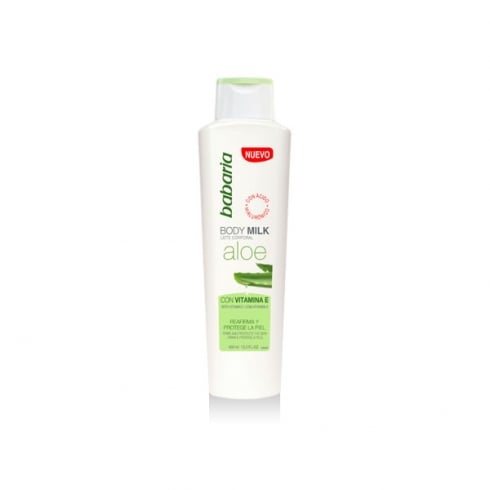 Babaria Aloe Vera Body Milk Very Dry Skin 400ml