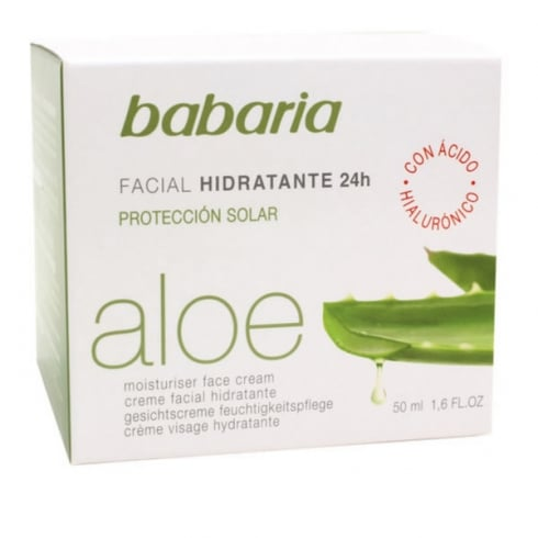 Babaria Aloe Vera Face Cream 50ml