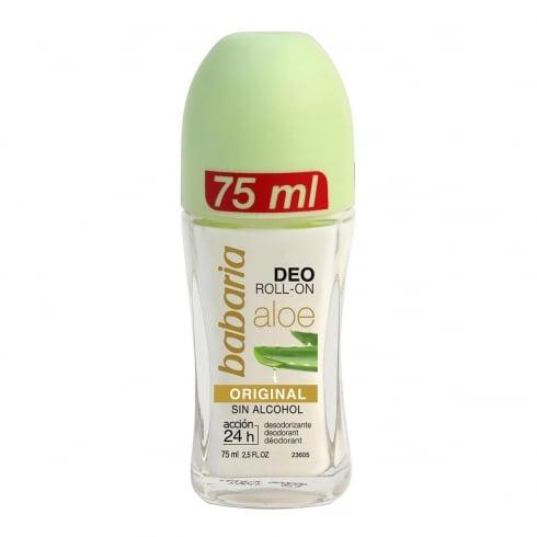 Babaria Aloe Vera Fresh Sensitive Deodorant Roll-on 75ml