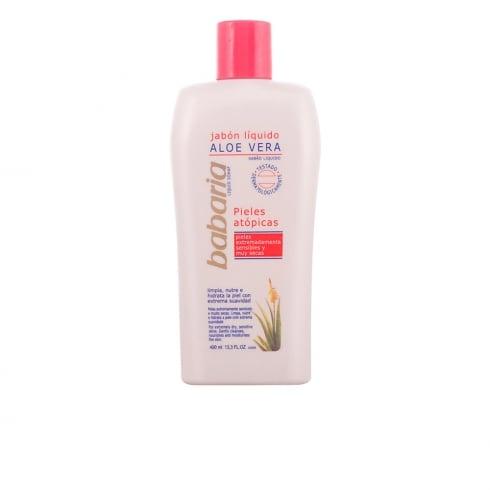 Babaria Aloe Vera Liquid Soap Atopic Skin 400ml