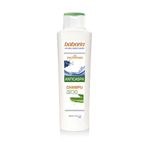 Babaria Anti Dandruff Shampoo Aloe Vera 400ml