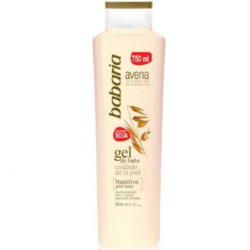 Babaria Avena Nourishing Gel With Soya Dry Skin 750ml