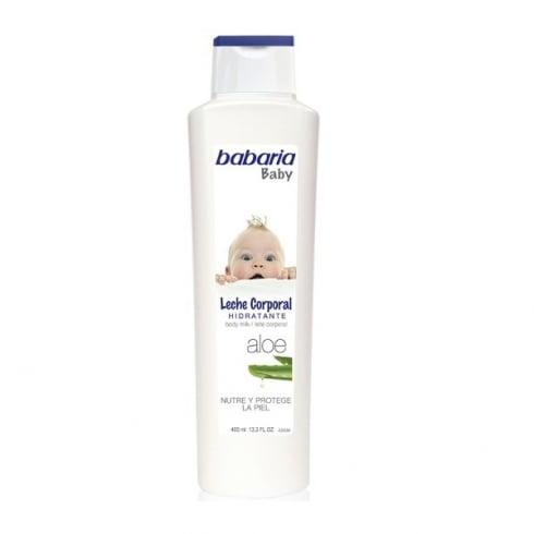 Babaria Body Milk Baby 400ml