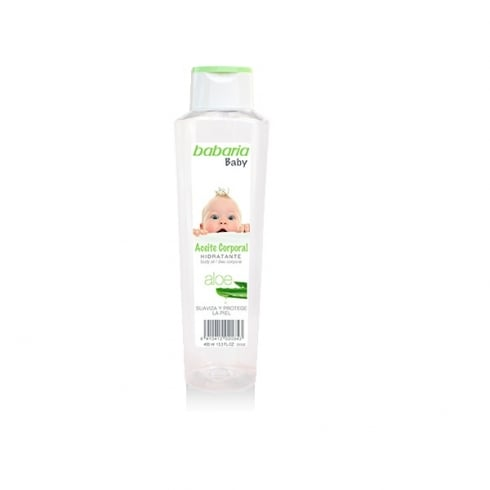 Babaria Body Oil Baby 400ml
