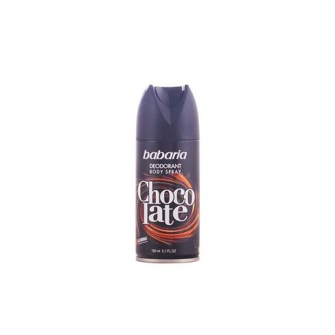 Babaria Chocolate Deodorant Spray 150ml