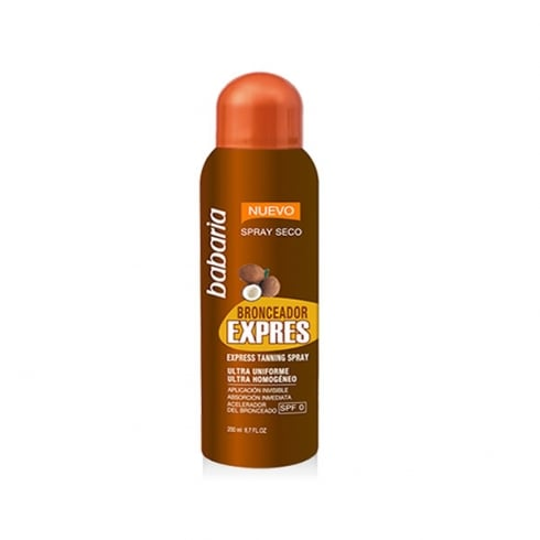 Babaria Coconut Express Tan Enhancer 200ml