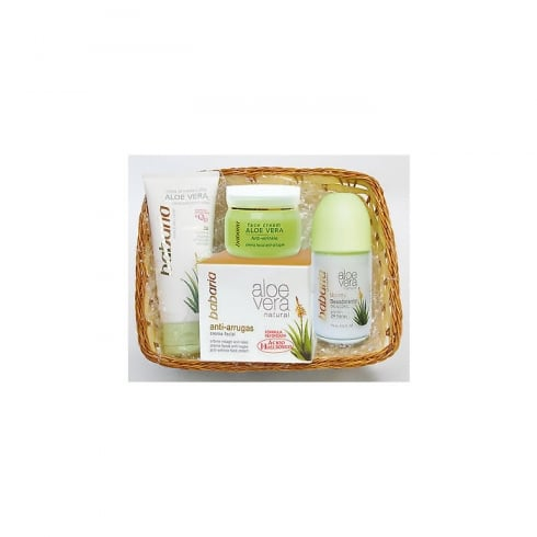 Babaria Cream Aloe Vera 50ml Set 3 Pieces