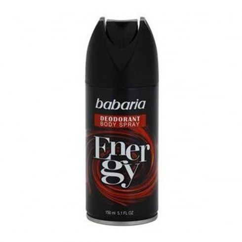 Babaria Deodorant Energy Spray 150ml